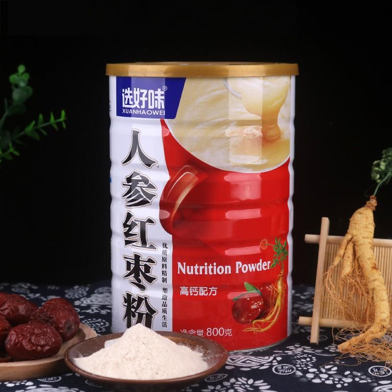 人参红枣粉